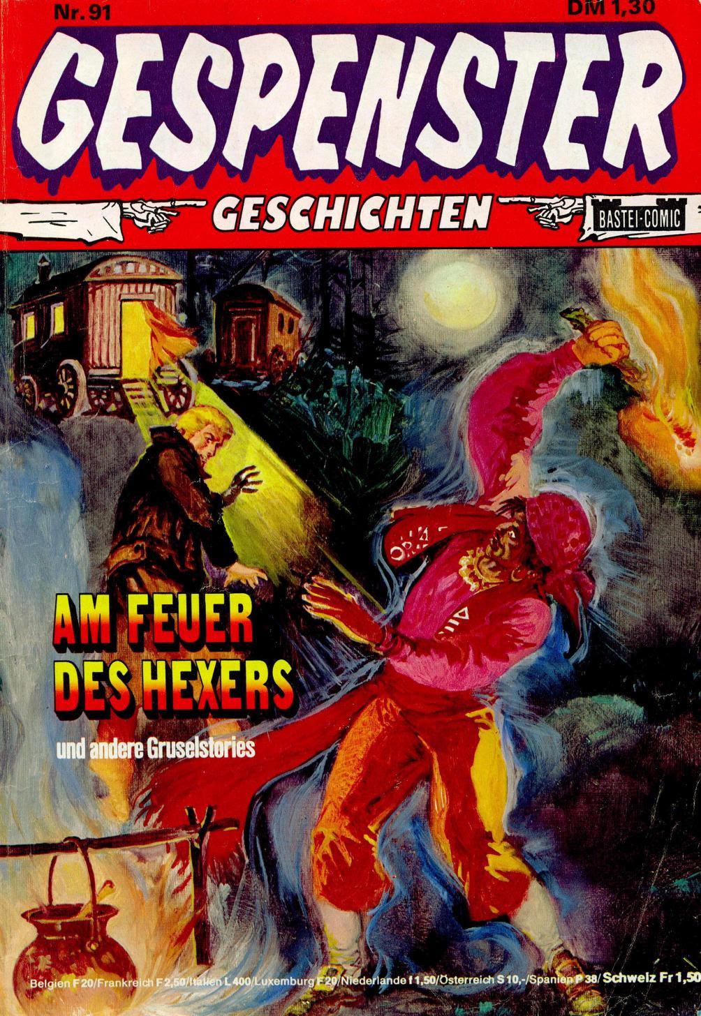 Gespenster Geschichten - 91