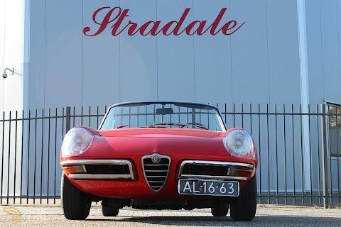 Alfa Romeo 1750 Spider For Sale