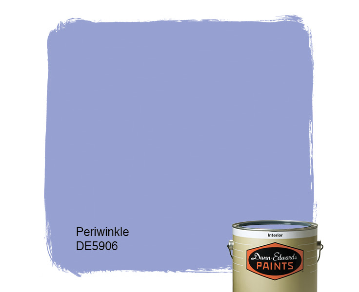 Periwinkle De5906 Dunn Edwards Paints