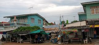Prachuap beachfront houses