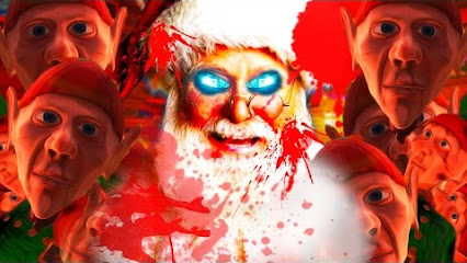 It s christmas it s not christmas well let s just play santa s rampage