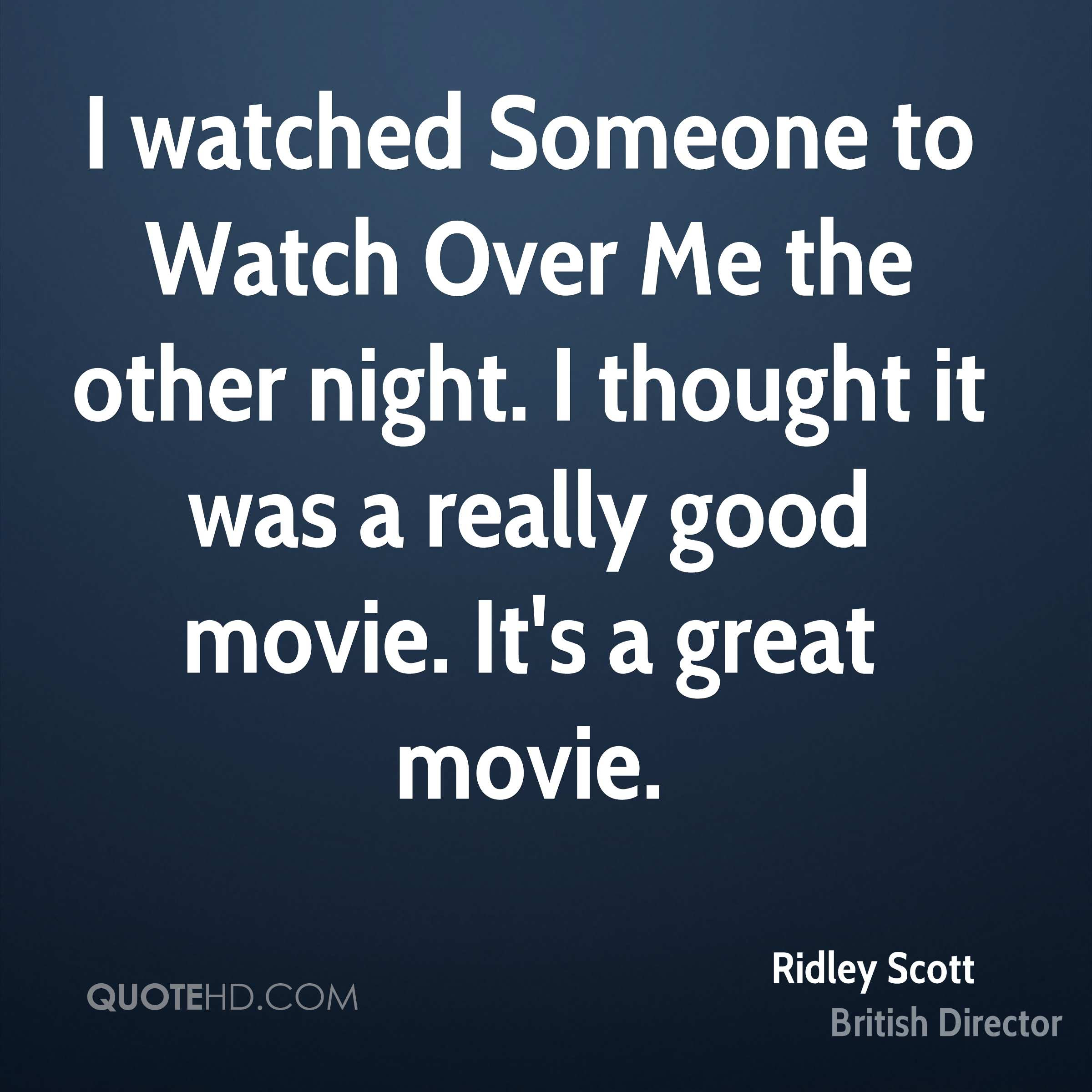 Ridley Scott Quotes Quotehd