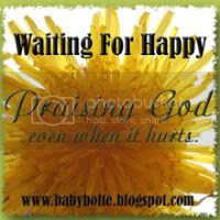 Waiting for Happy