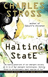 Halting State, by Charles Stross