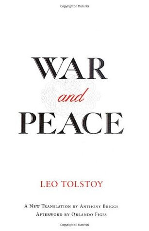 Image result for war and peace book anthony briggs