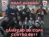 Braz Alfano goleia United e conquista título da temporada 2011 da Copa Centro de futsal