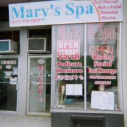Mary's Massage Therapy - Quincy, MA | Yelp