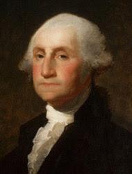 United States President George Washington