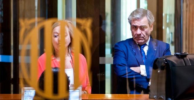 El exjefe de la Oficina Antifraude de Catalunya, Daniel de Alfonso.