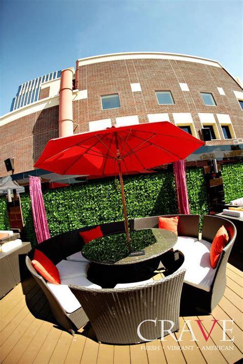 CRAVE Downtown Rooftop   CRAVE Restaurant, Minneapolis, St