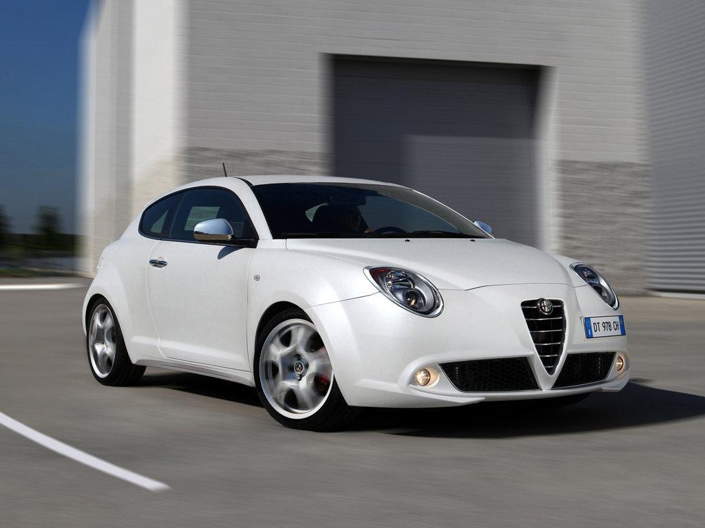 Alfa Romeo Mito  Partsopen