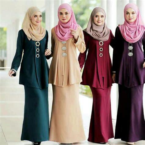 baju kebaya kirana fesyen muslimah  carousell
