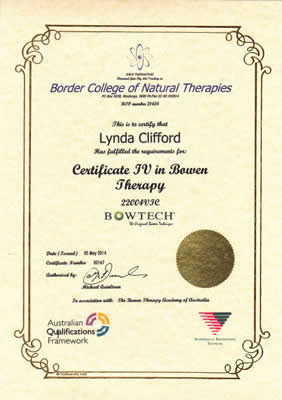 About Lynda Clifford at LC Bowen - Central Coast Bowen ...