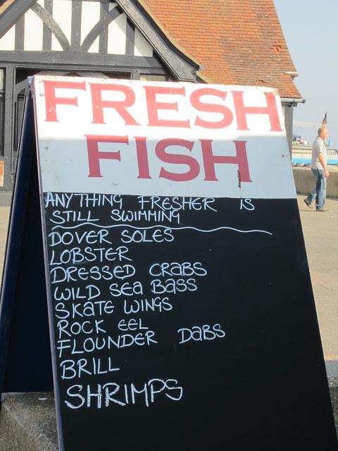 Aldeburgh and Southwold 1st October 2011 015