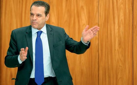 O ex-ministro Henrique Eduardo Alves (Foto:  Alan Marques/Folhapress)