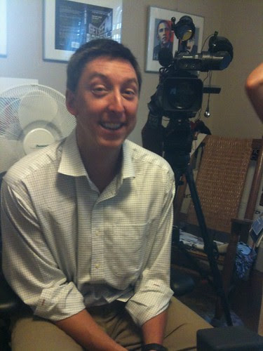 Adam Reilly Interviewing for Greater Boston