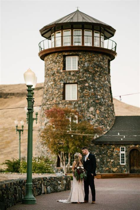 Classy Clovis Castle Wedding Ceremony in Clovis California