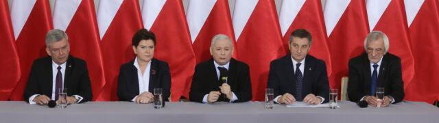 Prezes PiS: chcemy zgody.  Ale ostrzega opozycję i media