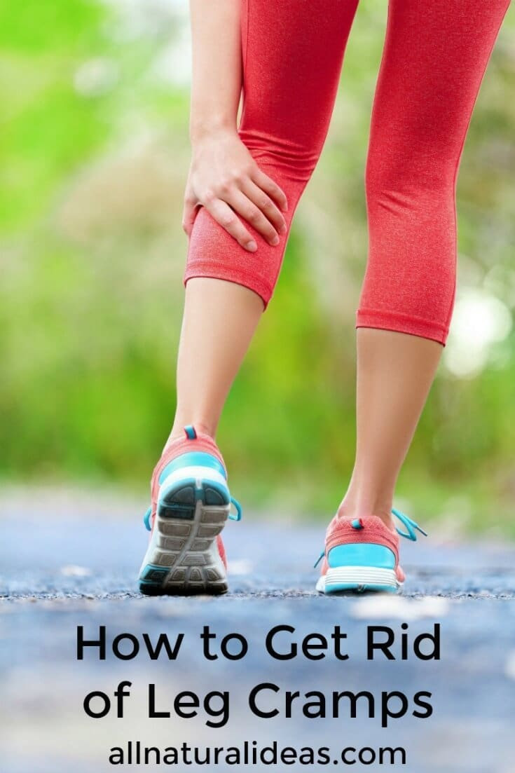 Want to Get Rid of Muscle Cramps