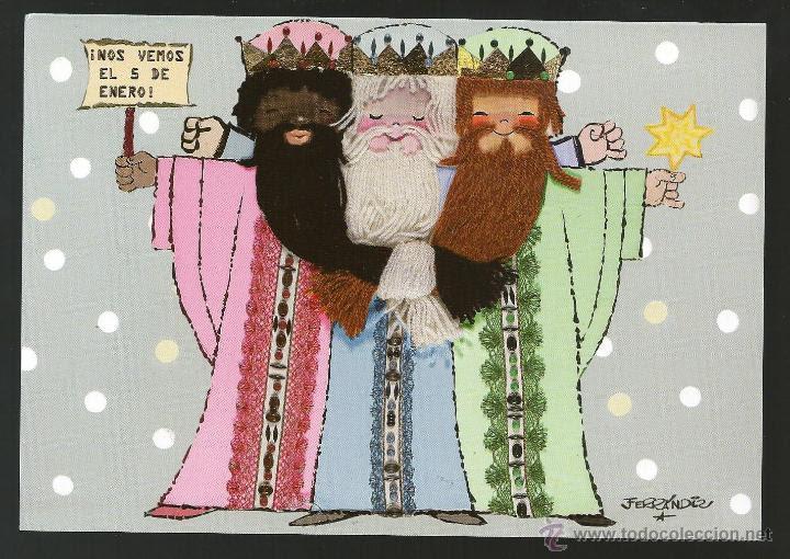 Resultado de imagen de reyes magos de ferrandiz