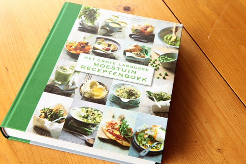Blog stuff (cookbook review)