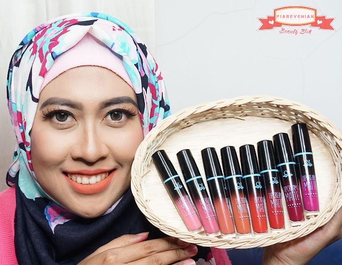 QL Cosmetic Lip Cream Matte - SEMUA WARNA! *
