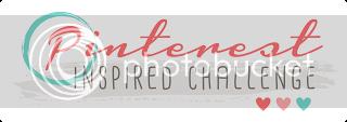 Pinterest Inspired Challenge