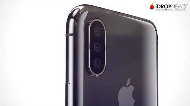 """Apple Supplier Largan Precision """"Confirmed"""" Triple-Lens Camera Coming To iPhone Next Year"""