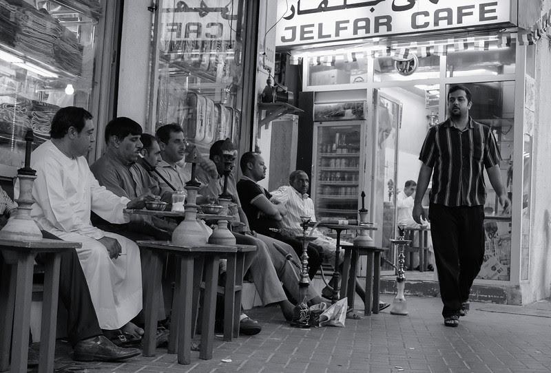 Shisha Cafe in Deira