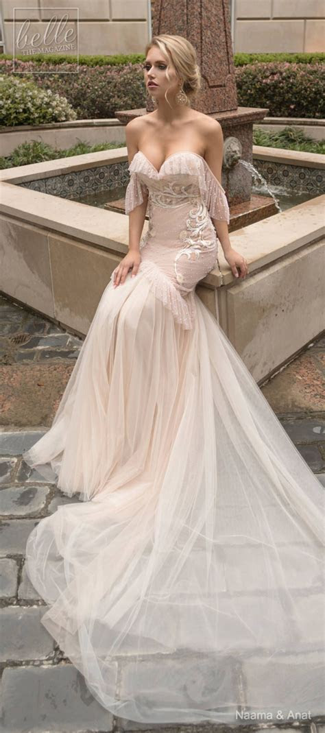 Naama and Anat Wedding Dress Collection 2019: Dancing Up