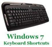 Windows 7 Keyboard Shortcuts