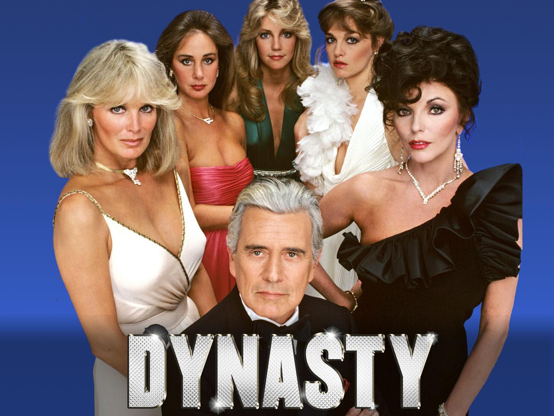 Resultado de imagem para Dynasty serie