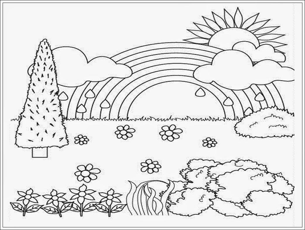 Menggambar Dan Mewarnai Belajar Menggambar Contoh Hasil Auto