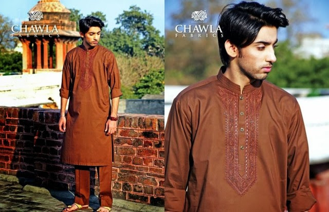 Kurta-Design-for-Mens-Wear-by-Chawla-Fabrics-Kurta-Pajama-Shalwar-Kamiz-Suit-2
