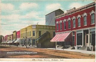 Main Street West 1907