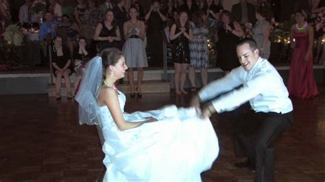 The Best Wedding Garter Dance Ever   YouTube