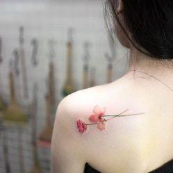 56 Ideas Tatuajes De Dientes De León Y Sus Significados