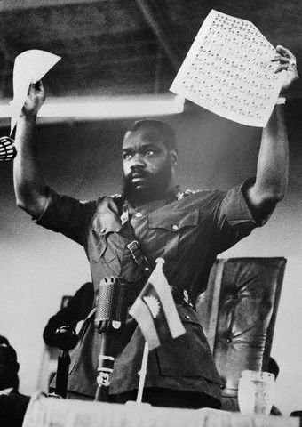 Image result for ojukwu's picture in Nigeria's map