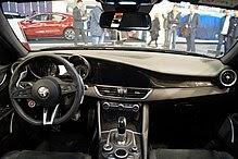 Alfa Romeo Giulia Q4 Hp