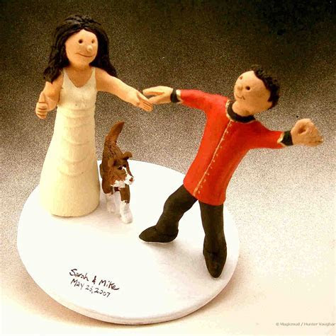 wedding cake toppers: Design Your Own Wedding Cake Toppers