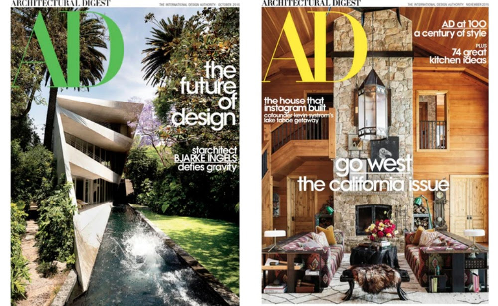 Architectural Digest Magazine For Just 5 95 Per Year Living Rich With Coupons