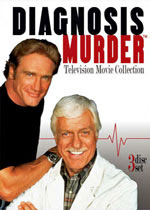Diagnosis Murder: The Television Movie Collection, a Telemystery Crime Series