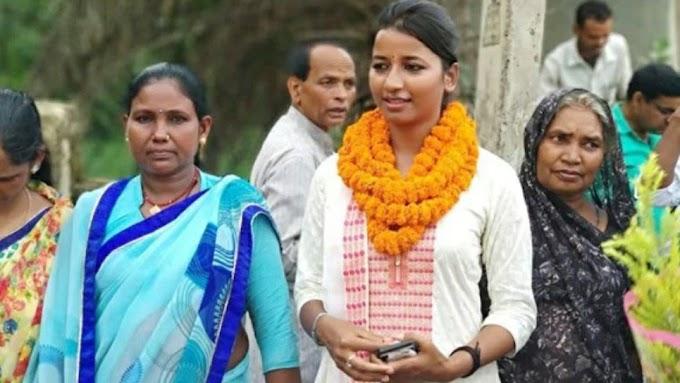 Zarkhand election daughter brraks history