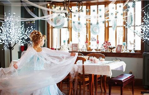 Frozen Christmas decorations ? ideas for the best kids