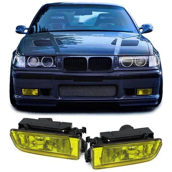 Bmw E36 Fog Lights Yellow