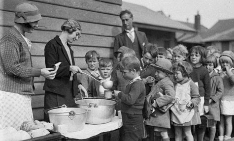 Going Back in Time: The Great Depression: Task