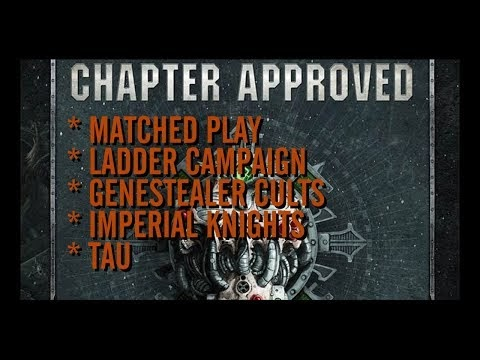 A Look Into the Chapter Approved Book (video)