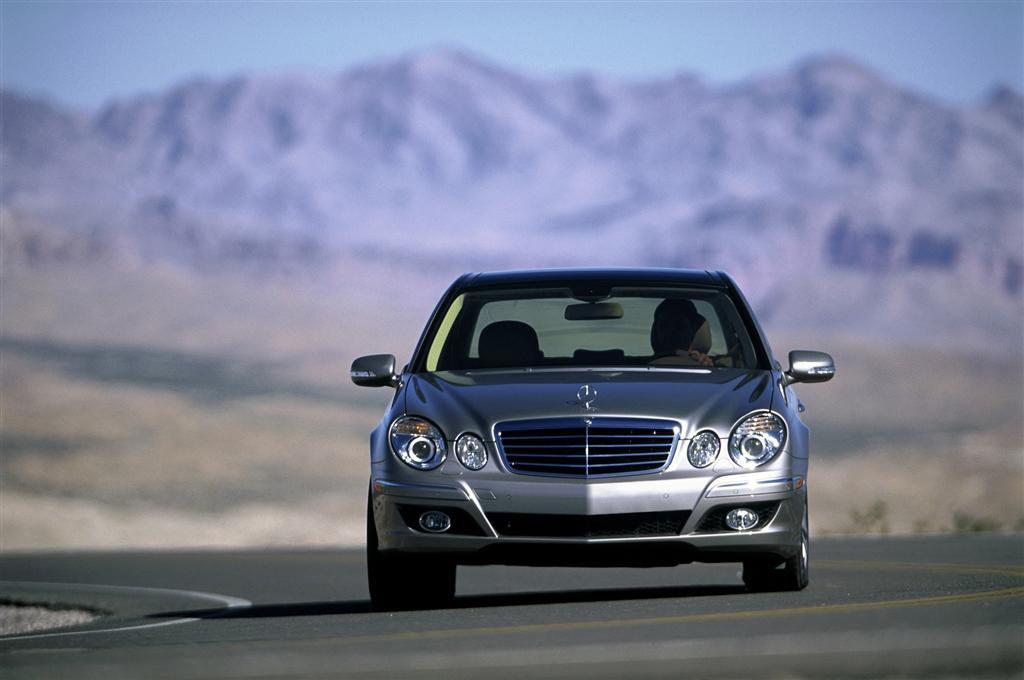 2008 Mercedes-Benz E-Class - conceptcarz.com