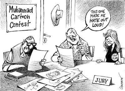 Muhammad Cartoon Contest