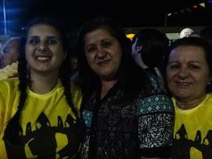 paulistas no são joão de caruaru 2016 (Foto: Lafaete Vaz/G1)